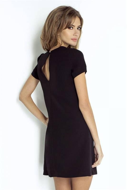 laura mała czarna elegancka sukienka
