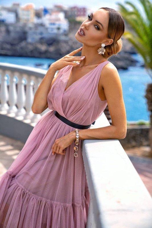 Sukienka Paris-nude