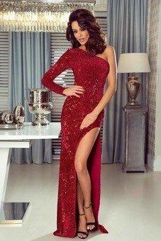 Sukienka Sophie-czerwony